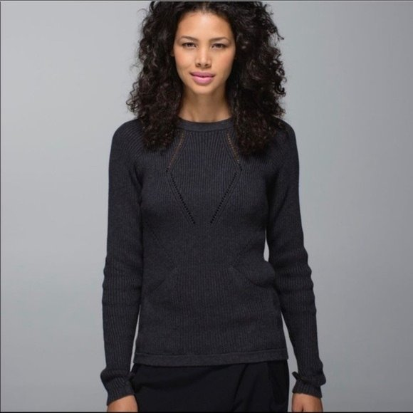 Lululemon The Sweater The Better size 4